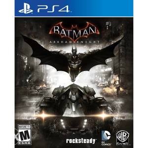 PS4 BATMAN ARKHAM KNIGHT 062/325-468