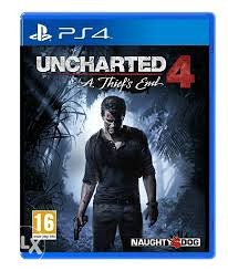 PS4 UNCHARTED 4 062/325-468