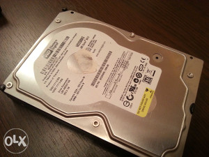 Hard disk WD SATA 250GB