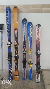 Skije - prodaja (Salomon, Volkl, Orion...)