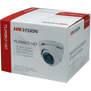 Kamera Hikvision dome