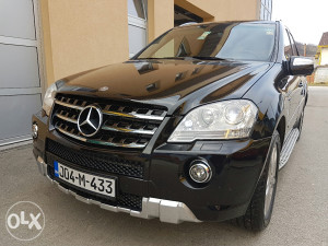 Mercedes Benz ML 300 CDI AMGstyle
