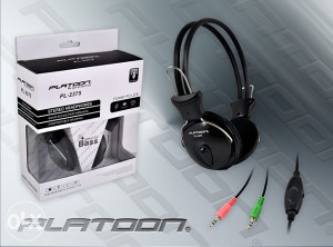 Platoon PL-2375 slušalice
