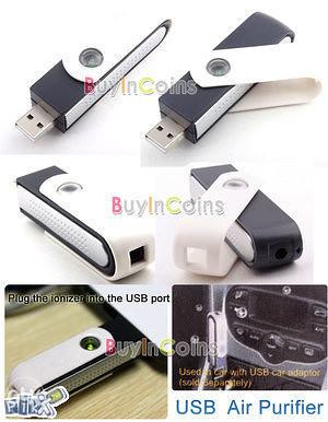 USB JONIZATOR