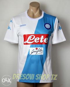 SSC Napoli [sezona 2016./17.] away kit