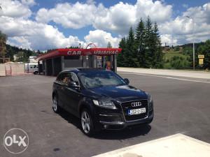 Audi q7 3.0tdi 2xSline tel062631709wiber