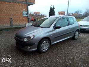 Peugeot 206 1.4 HDI 2003.god.