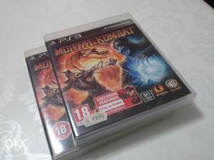 PS3 Mortal Kombat 062/528-598