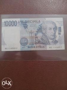 Novčanica Italija 1984