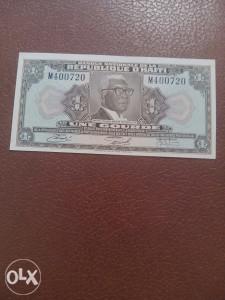 Novčanica Haiti