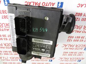 KOMPJUTER MOTORA MERCEDES A KLASA 160 A0265450532