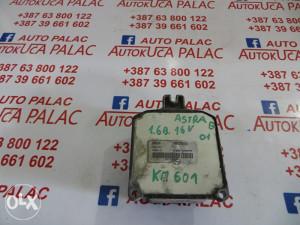 KOMPJUTER MOTORA ASTRA G 1.6b 16V 16228919