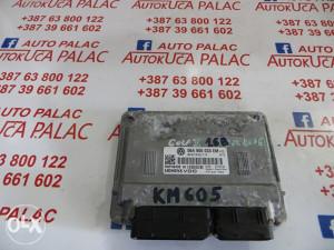 KOMPJUTER MOTORA GOLF 5 1.6b 06A906033EM