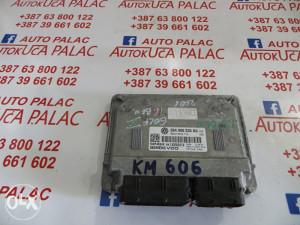 KOMPJUTER MOTORA GOLF 5 1.6b 06A906033GG
