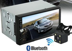 Auto navigacija dvd MP5 Radio Bluetooth parking kamera