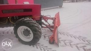 Ralica za snijeg novo iz moje radijonice.