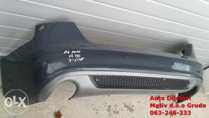 Zadnji Branik Audi A4 2010 V6 TDI S-LINE