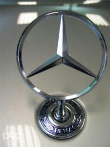 Mercedes znak e klasa c klasa znak haube mercedes