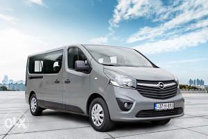Opel Vivaro 2016 Već Od 110 KM