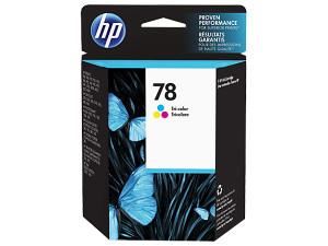 HP 78 Original Ink Cartridge