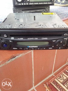 auto radio balupunkt cd31/audio cd