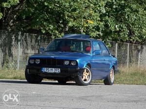 BMW E30 M-technic