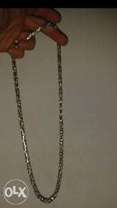 Kraljevski vez-srebreni lanac 80 gr AKCIJA!