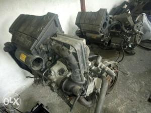 Motor mercedes A klasa