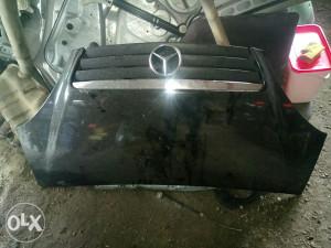 Hauba Mercedes A klasa
