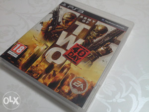 PS3 Army of two 40 day 062/528-598