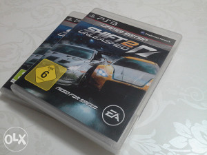 PS3 Need for speed Shift 2 062/528-598