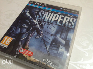 PS3 Snipers 062/528-598