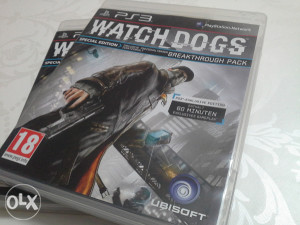 PS3 Watch Dogs 062/528-598