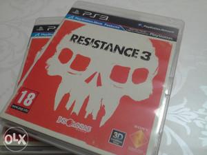 PS3 Resistance 3 062/528-598
