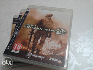 PS3 Call of duty moder warfare 2 062/528-598