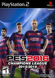 PES 2016 za PS2