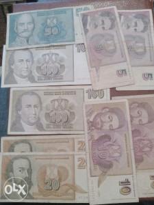 Novi dinari 1996