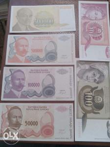 Razne novcanice