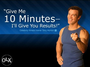 10-Minute Trainer with Tony Horton - DVD