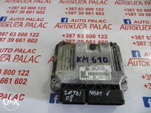KOMPJUTER MOTORA VOLKSWAGEN PASSAT 6  2.0 TDI 0281012119