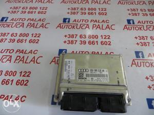 KOMPJUTER MOTORA AUDI A4 S4 1.8T 0261208524 8E0909518AQ