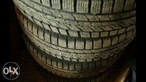 Mercedes felge i zimske gume 15ke