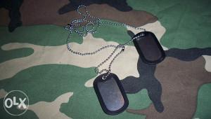 Dog Tag pločice US Army
