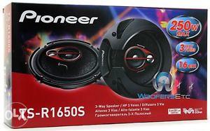 Pioneer zvucnici za auto