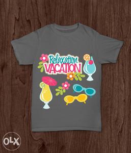 SuperMajice   OSTALO   Vacation majica