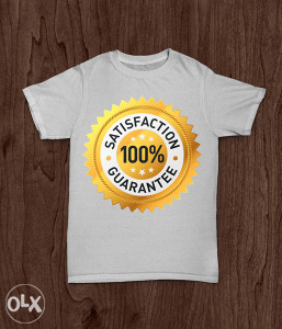 SuperMajice | OSTALO | Satisfaction Guarantee majica