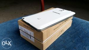 SAMSUNG GALAXY NOTE 3 - WHITE - 32GB