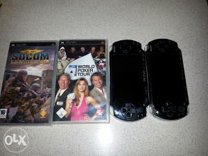 Sony PsP 2 komada u odlicnom stanju