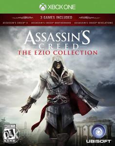 Assassin's Creed The Ezio Collection (Xbox One) 3 igre