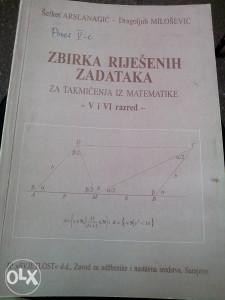 Zbirka zadataka iz matematike Arslanagić Milošević